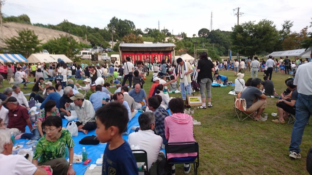四賀夏祭り