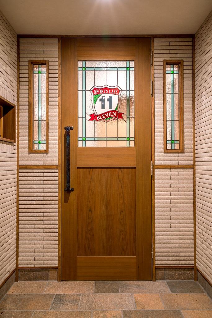 フルオーダー玄関ドア